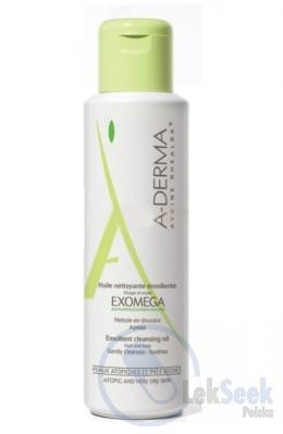 Opakowanie A-DERMA EXOMEGA CONTROL Olejek emolient pod prysznic