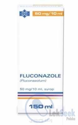 Opakowanie Fluconazole Polfarmex